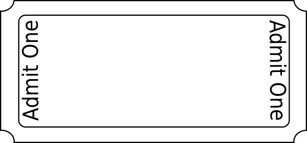 Doc500231 Blank Event Ticket Template Free Printable Event – Event Ticket Template Free Download