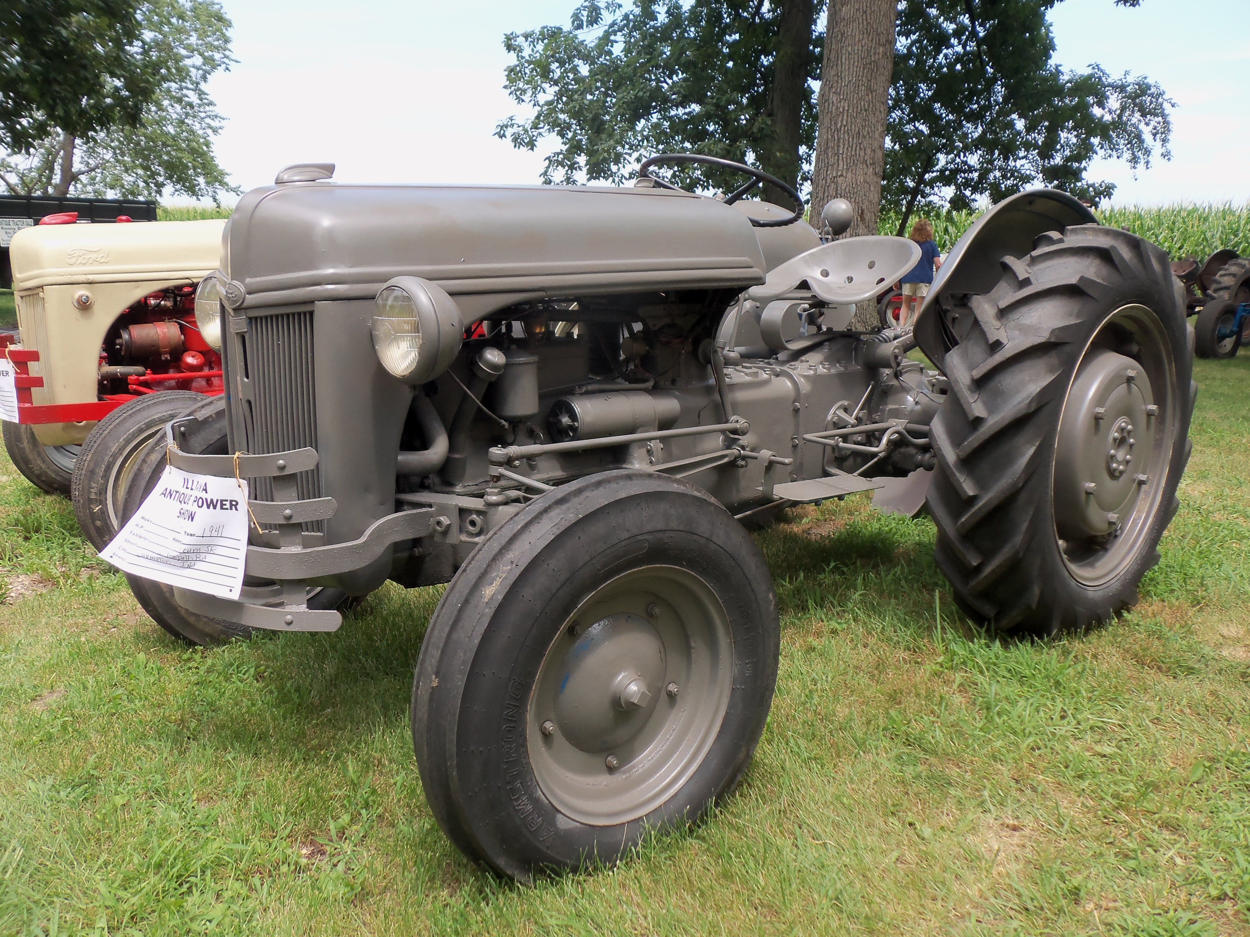 1941 Ford 9n Tractor : Ford tractors n