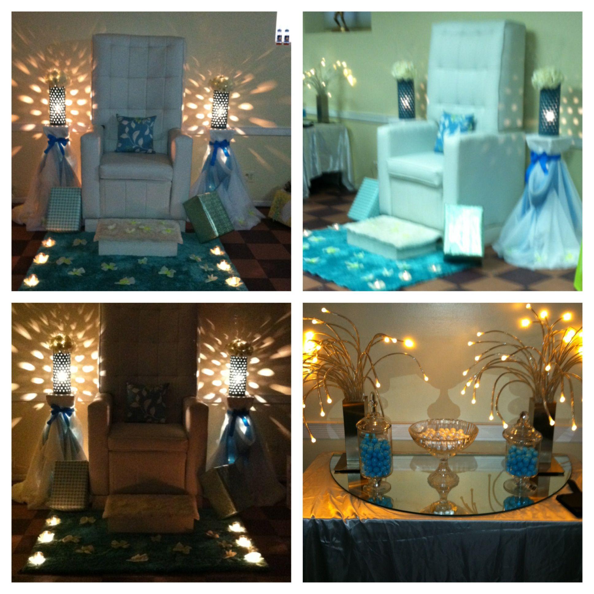 rich event decor baby shower chair babyshower chair pinterest