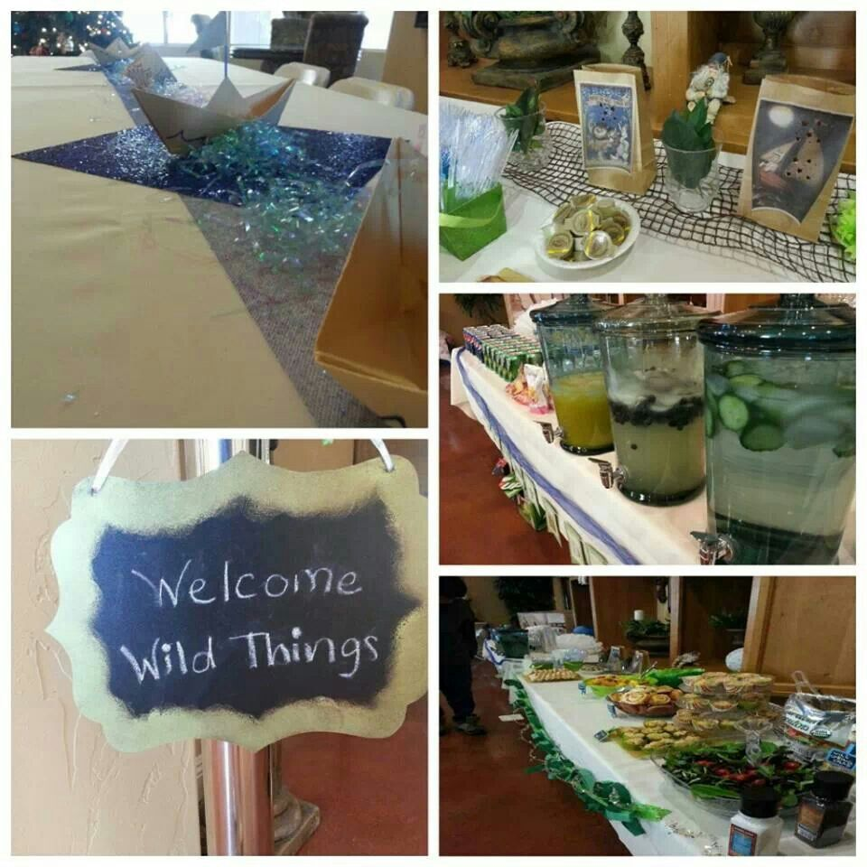 where the wild things are baby shower baby shower ideas pinterest