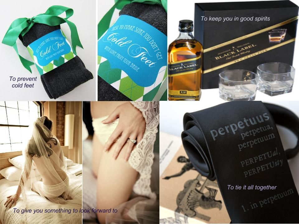Wedding Day Gift Groom : Wedding day gifts from bride to groom Wedding ideas Pinterest