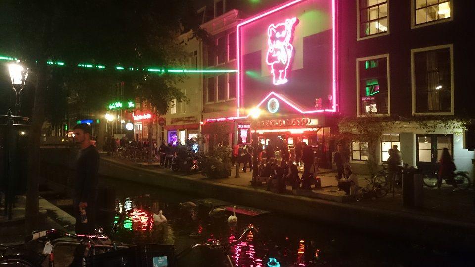 AIDA Amsterdam nacht