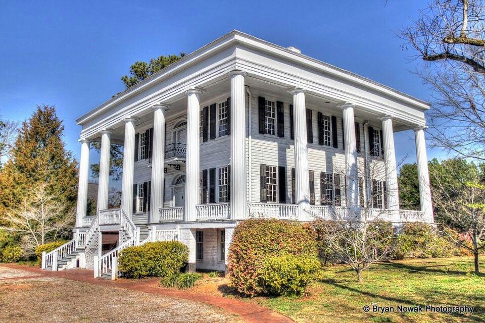 Washington Ga Old Southern Homes Pinterest
