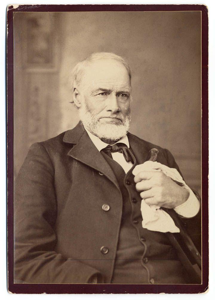 James Marshall, ca. 1894 | Gold Rush | Pinterest