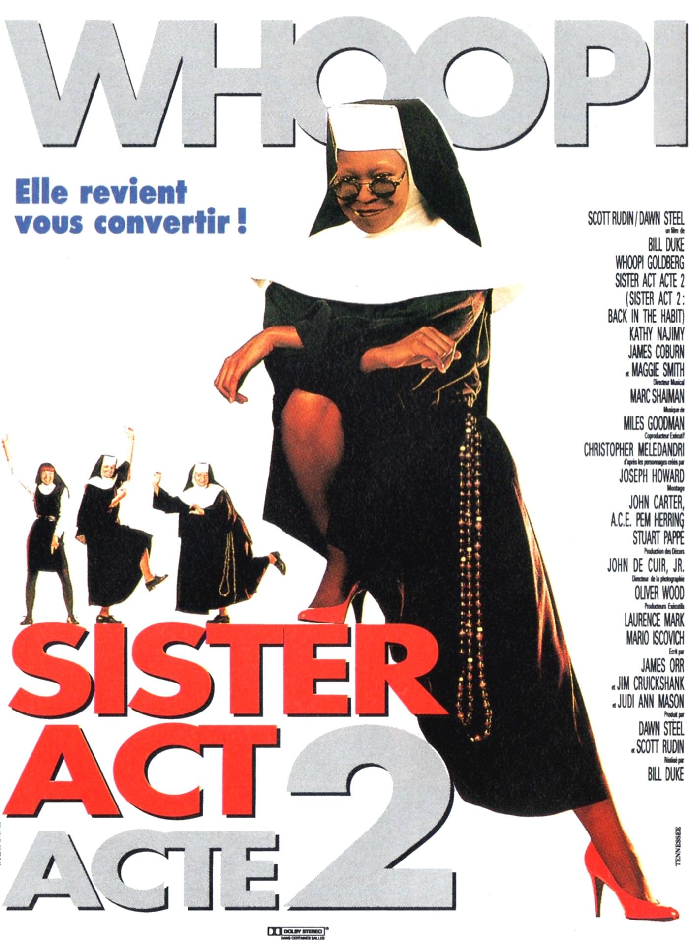 Download Sister Act, acte 2 Poster