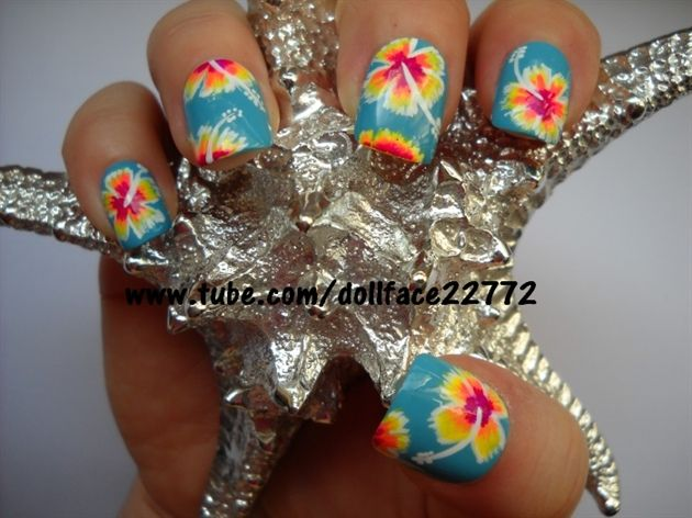 25 Amazing Nail Art Designs For Beginners foto