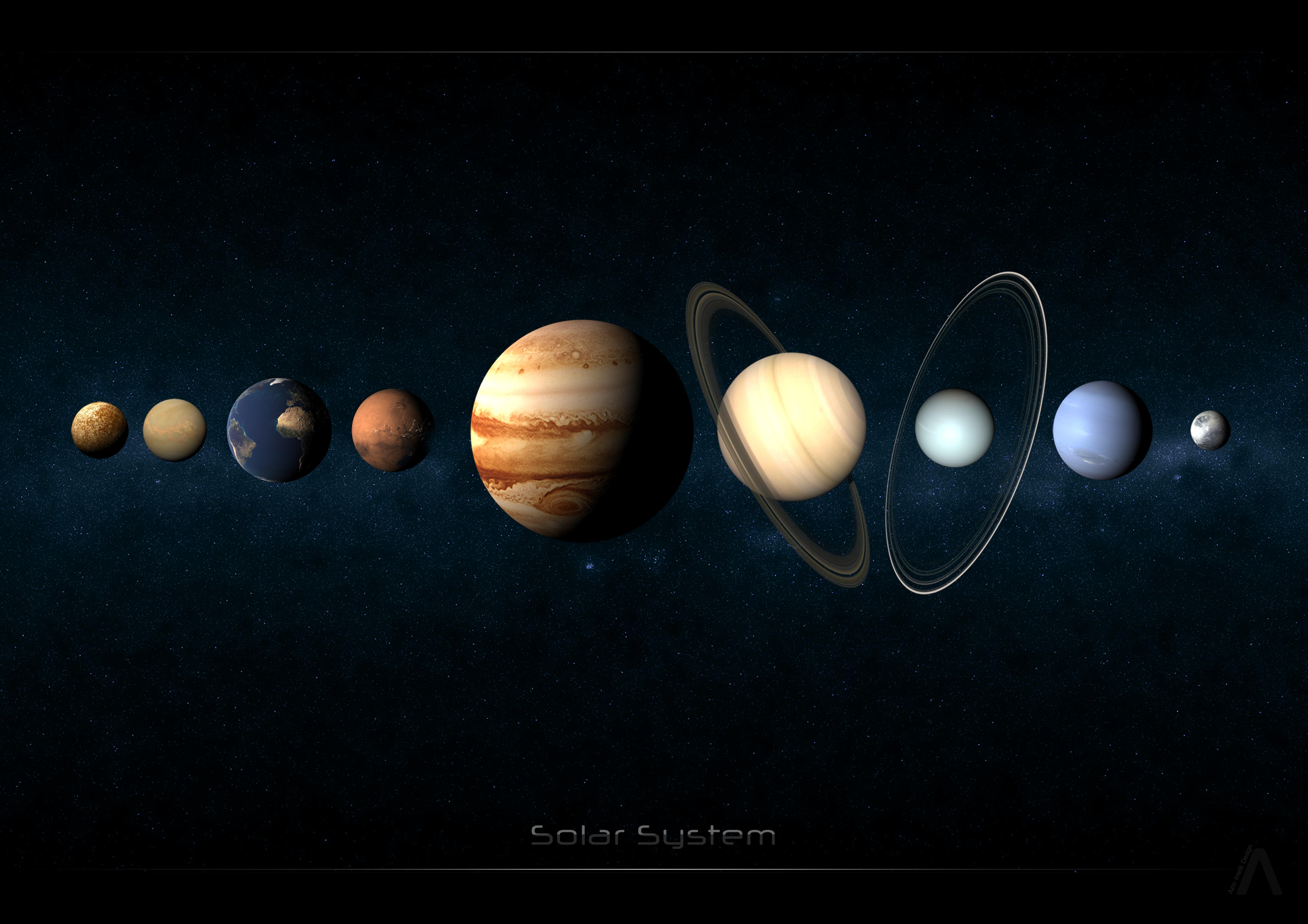 sailor moon solar system - photo #33