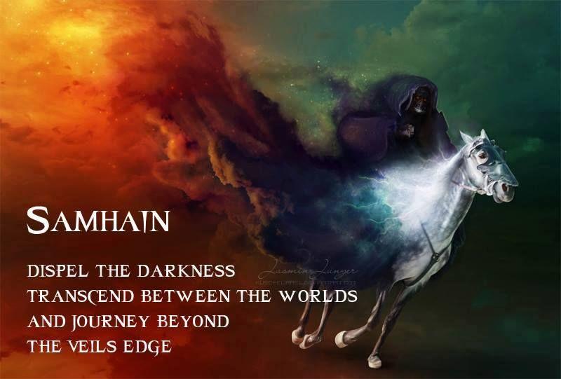 Samhain Pagan Quotes Quotesgram