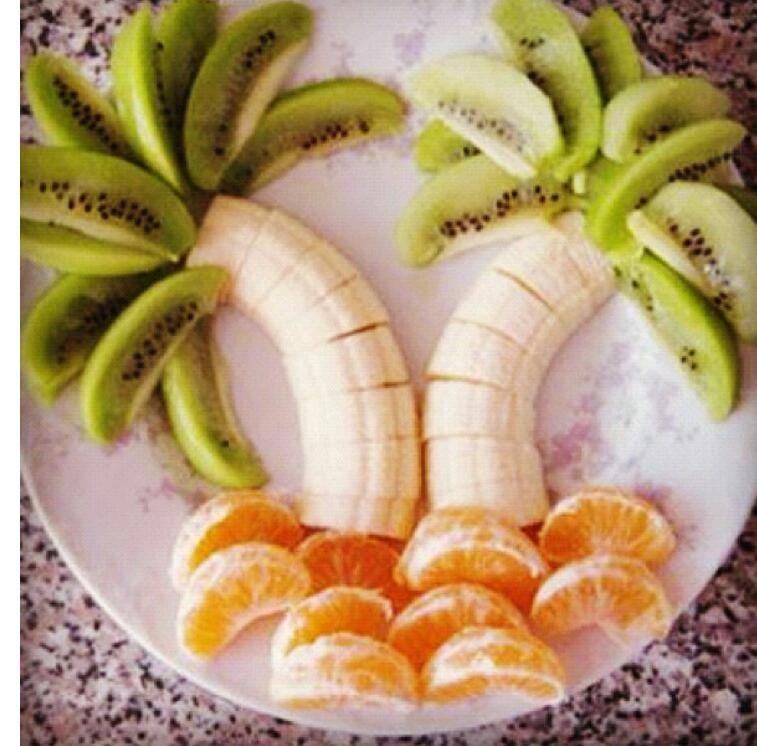 Tropical fruit salad | Citrus Squeeze | Pinterest