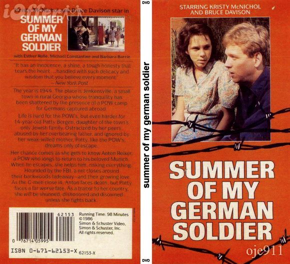 Summer of My German Soldier: Character Profiles
