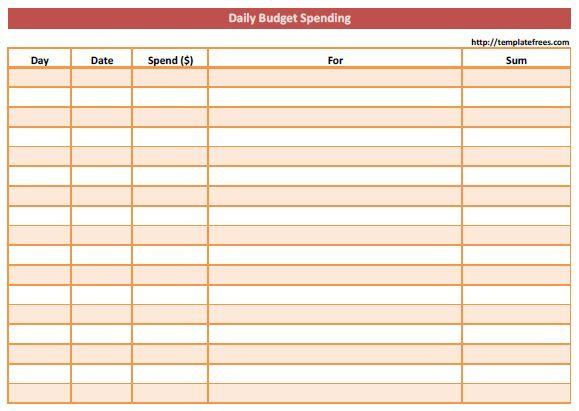 Free Printable Spreadsheets Laptuoso
