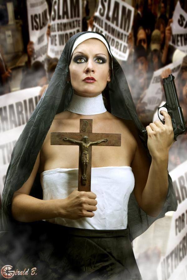 Секс с монахиней видео продолжения