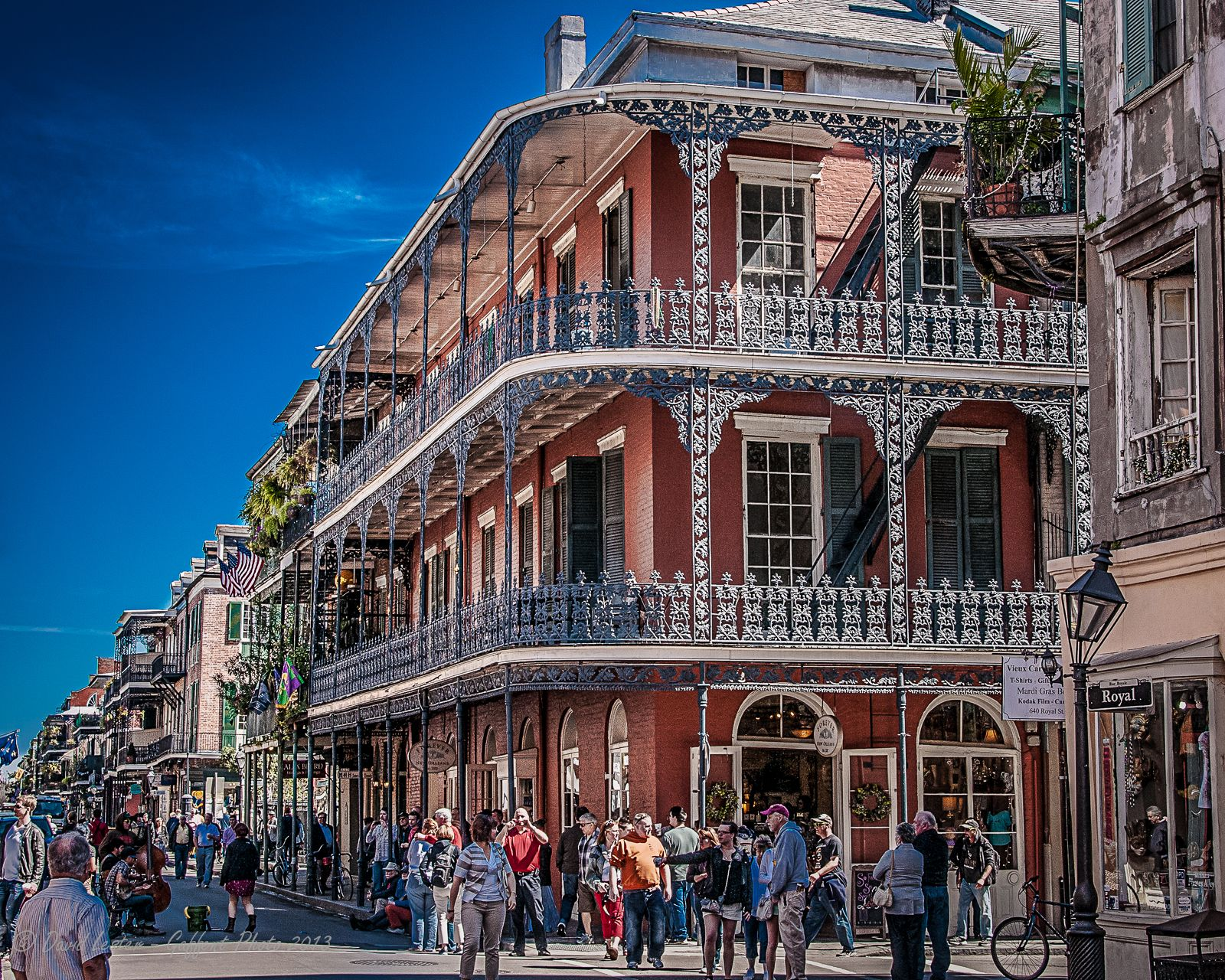 Bourbon street new orleans places to go go again for Go to new orleans