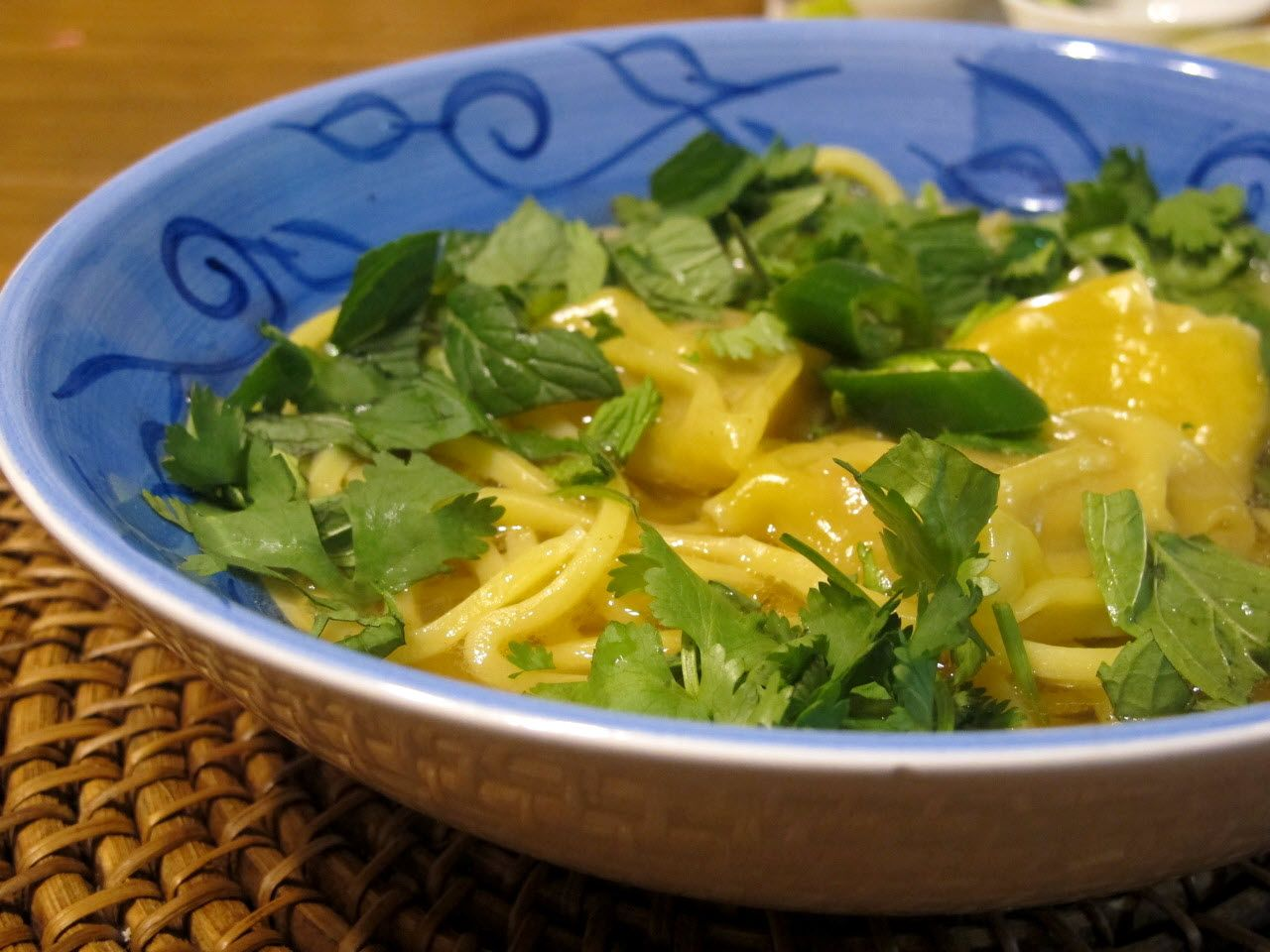 Wonton Noodle Soup | Food and Drink | Pinterest