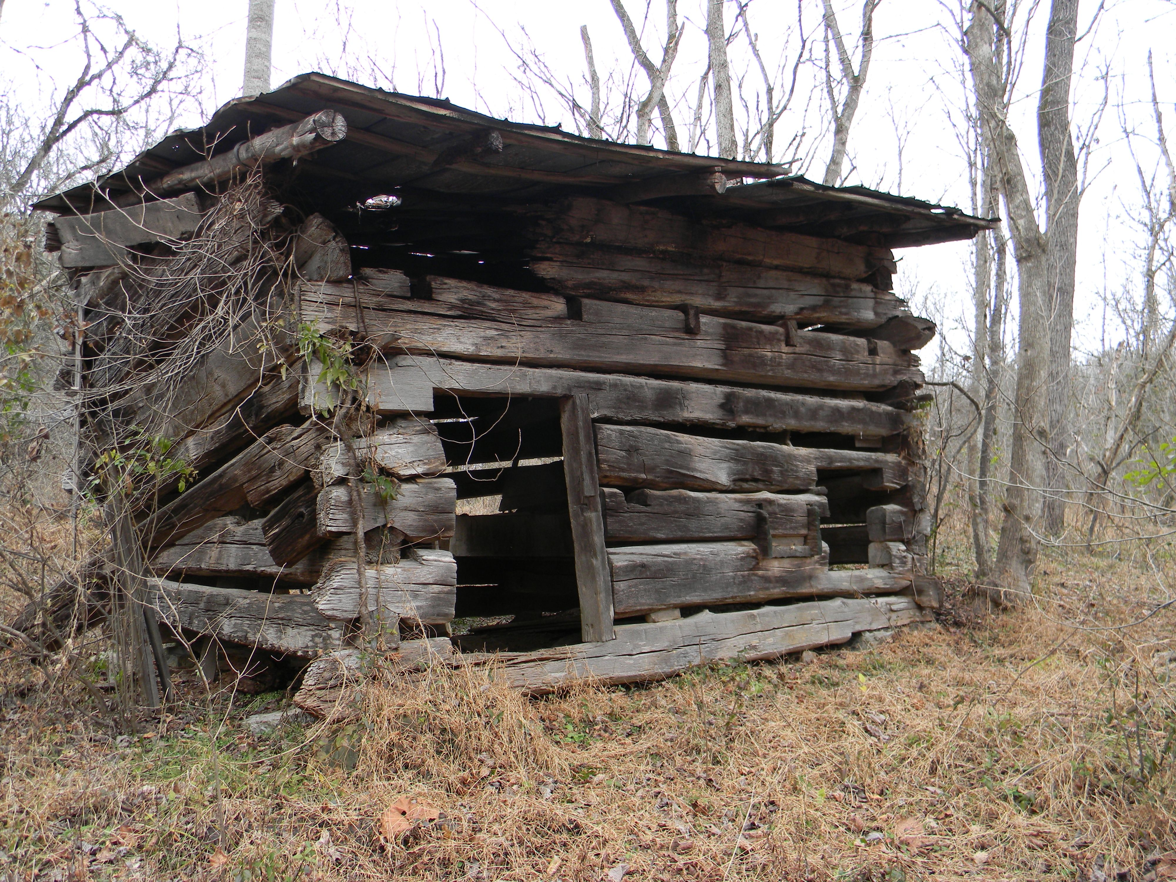 Old Log Shed In East Tn Log Homes Amp Barns Pinterest