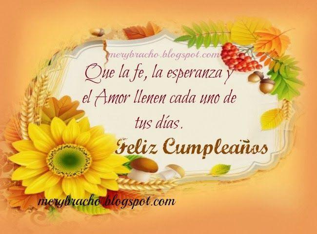 Felicitaciones De Cumpleaños Formales