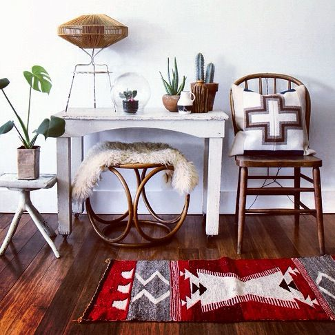 Rosa beltran design mid century modern meets southwest for Southwestern decor