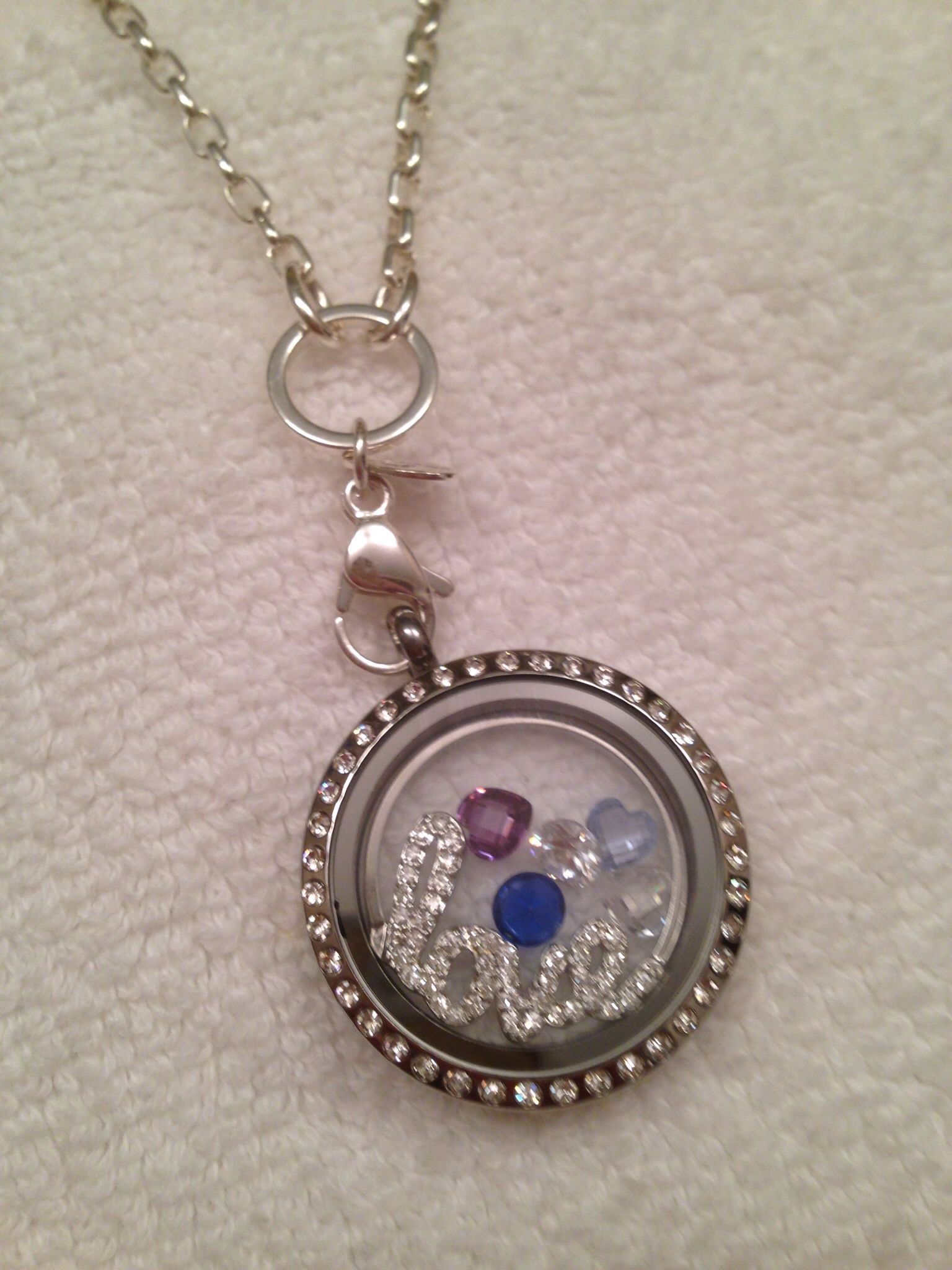 origami owl necklace origami owl