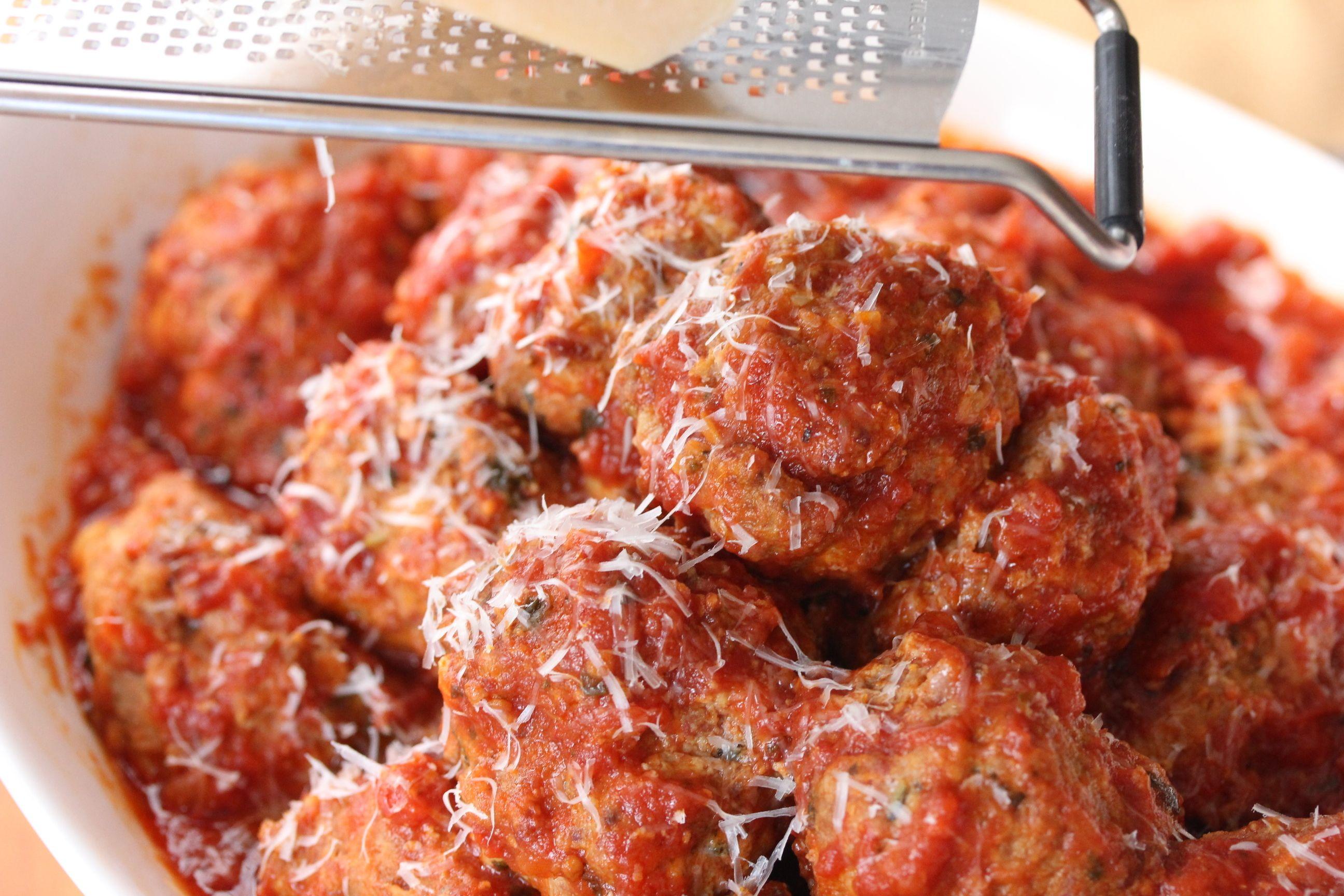 Old fashioned italian meatball recipe 22