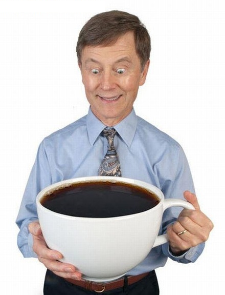 Efectos de la cafeína del café