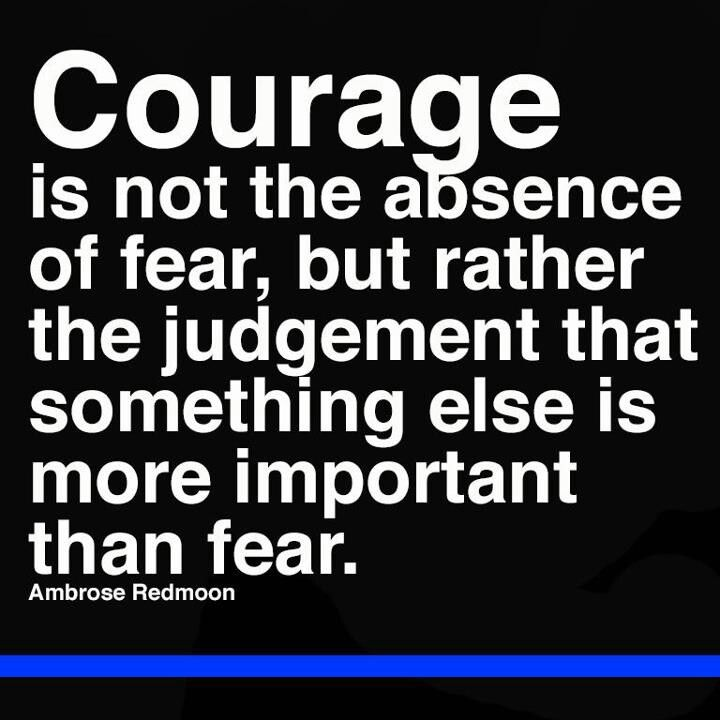 true meaning of courage Quotations about courage, fear, and cowardice, from the quote garden   where you dwell will define your struggle ~dodinsky  true courage is not the  brutal force of vulgar heroes, but the firm resolve of virtue and reason.