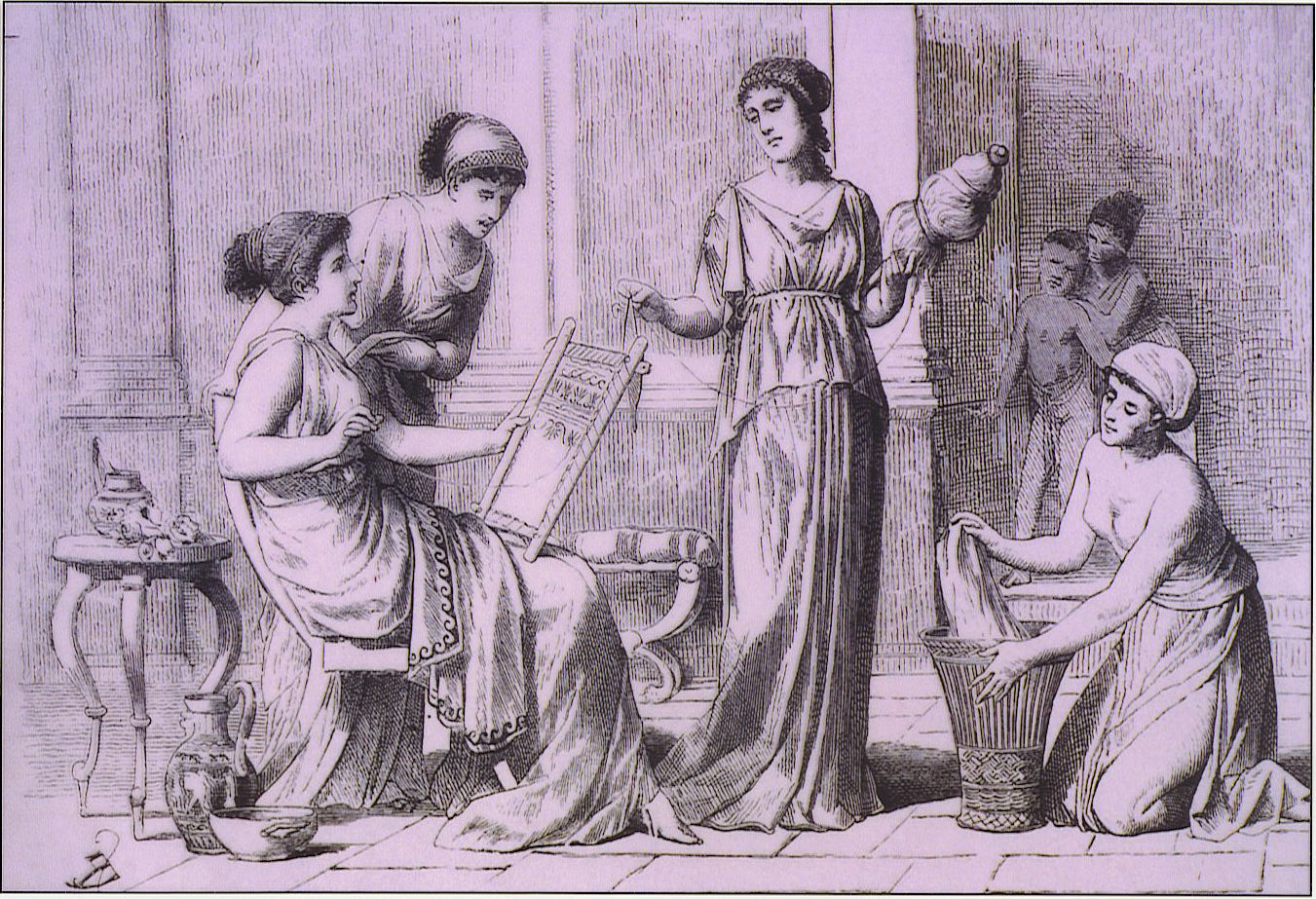 the public sphere of athenian women essay
