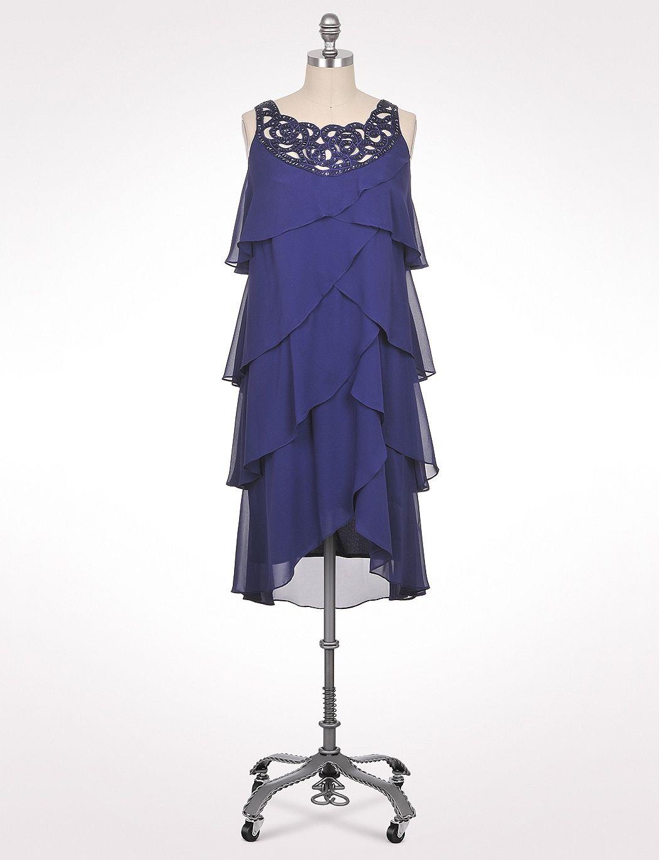 Purple Teared Dress Wedding Guest Dresses Pinterest