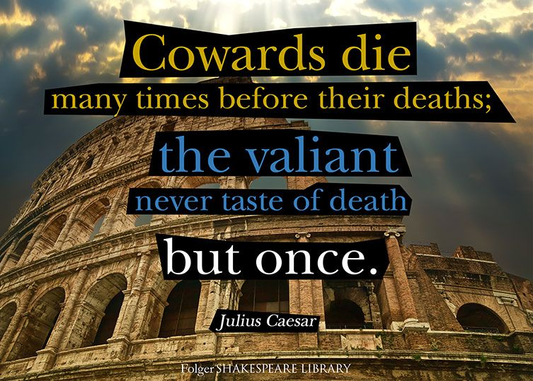 the representation of the life and death of julius caesar in shakespeares julius caesar Video: julius caesar: shakespeare's play vs history in this lesson, we'll examine shakespeare's take on the life of julius caesar, which spawned such famous quotes as 'friends, romans, countrymen .