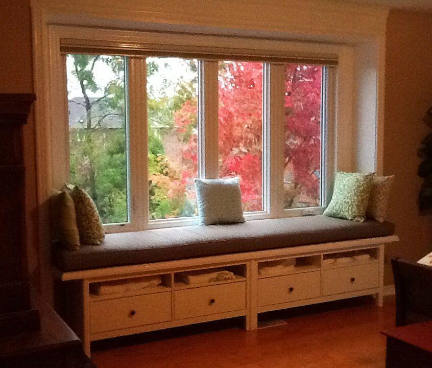 Autumn Master Bedroom Window Seat Nola Pinterest