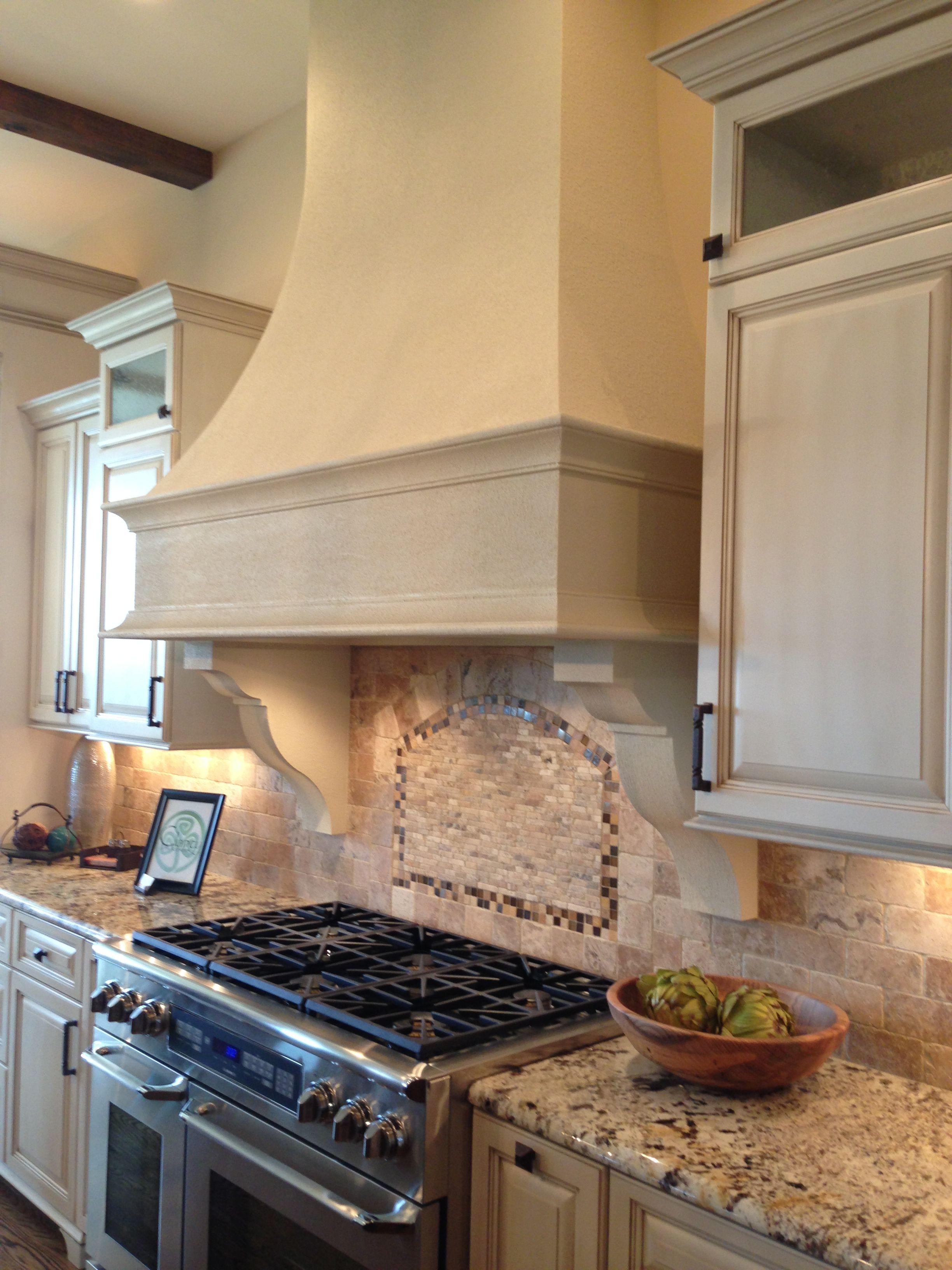 beautiful hood backsplash amazing kitchens pinterest