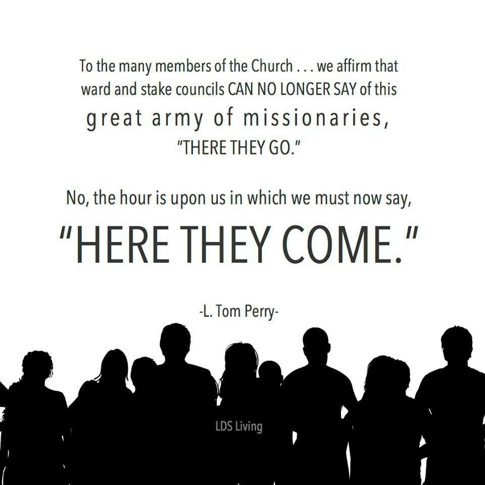 good lds missionary quotes quotesgram