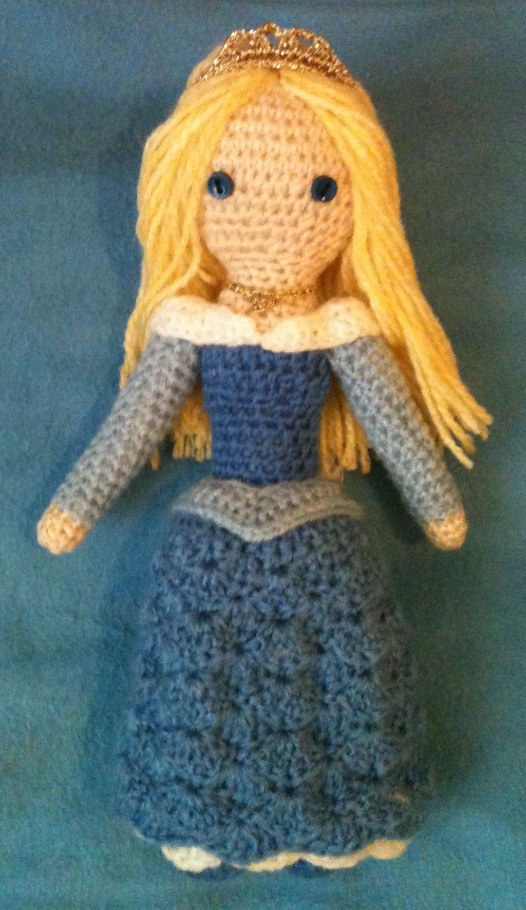 Amigurumi Disney Princess : Princess amigurumi - Aurora Things To Make Someday ...