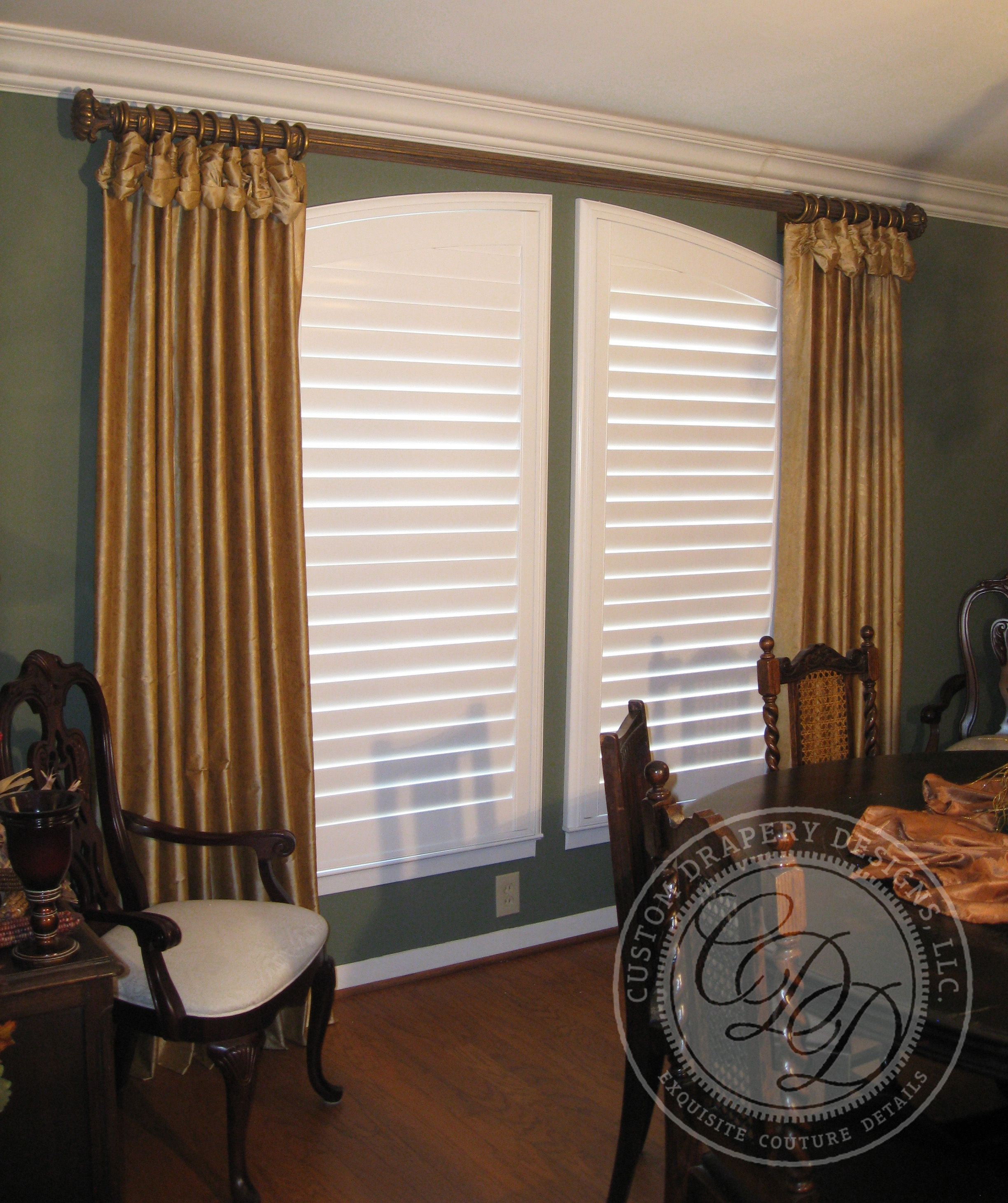 Custom Drapery Designs, LLC. - Drapery  Linens N Things III  Pint...