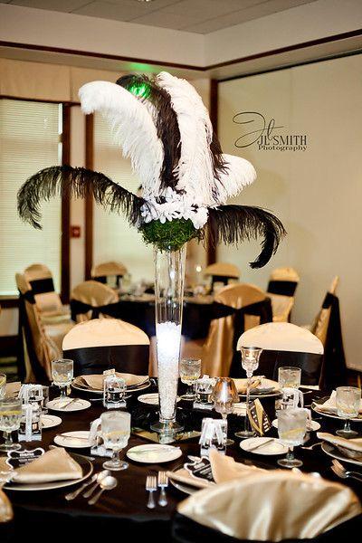 Exquisite Table Centrepieces