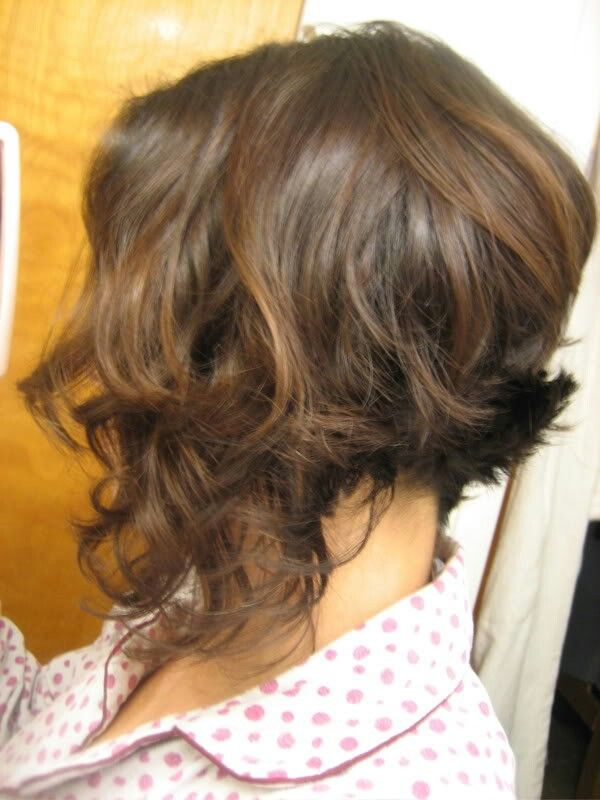 ... charming curly and wavy bob cut katy perry s reverse ombre bob reverse
