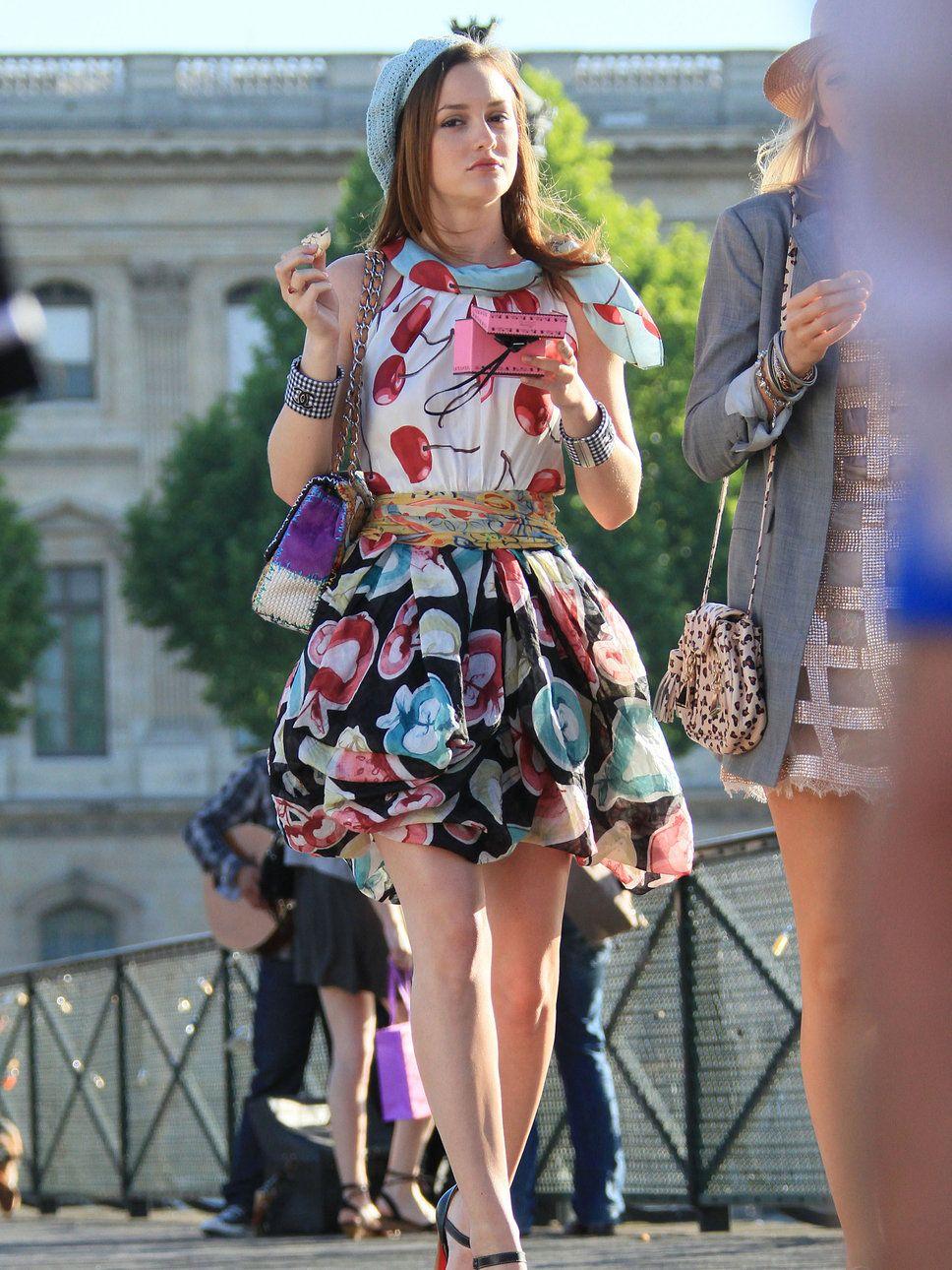 Fashion in gossip girl 79