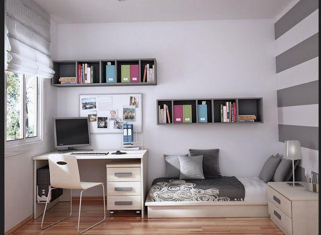 3x4 living room design  74 Desain Kamar Tidur Minimalis Ukuran 3x4 Terbaru | Design kamar ...