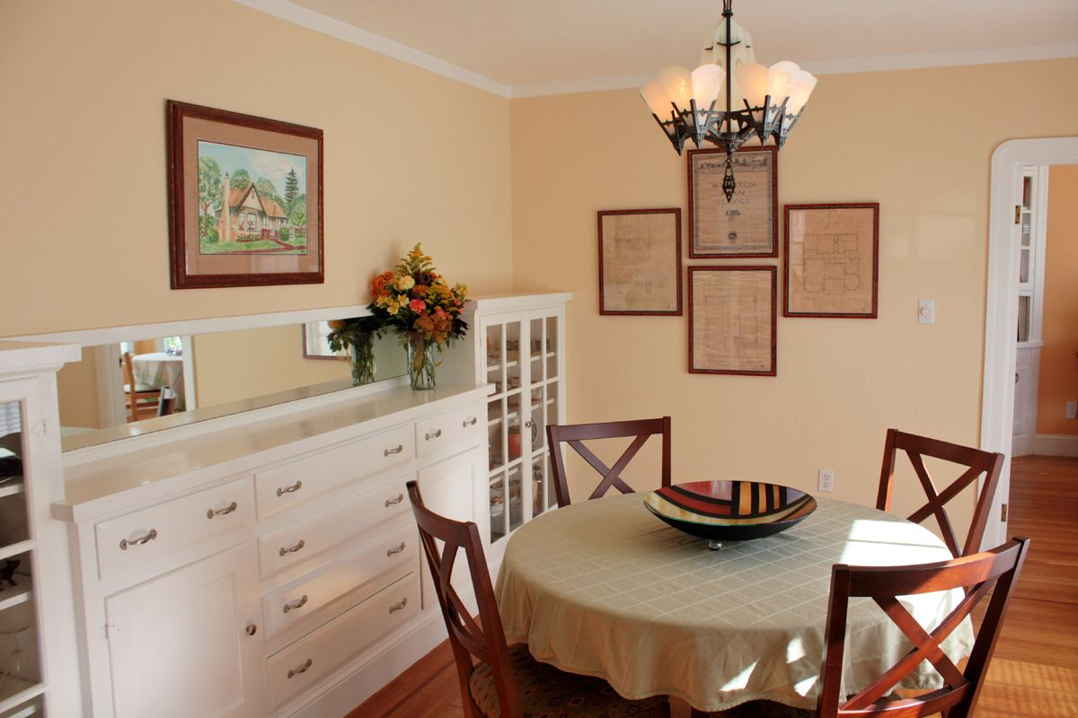 Image Result For Craftsman Home Dining Room Built Ins