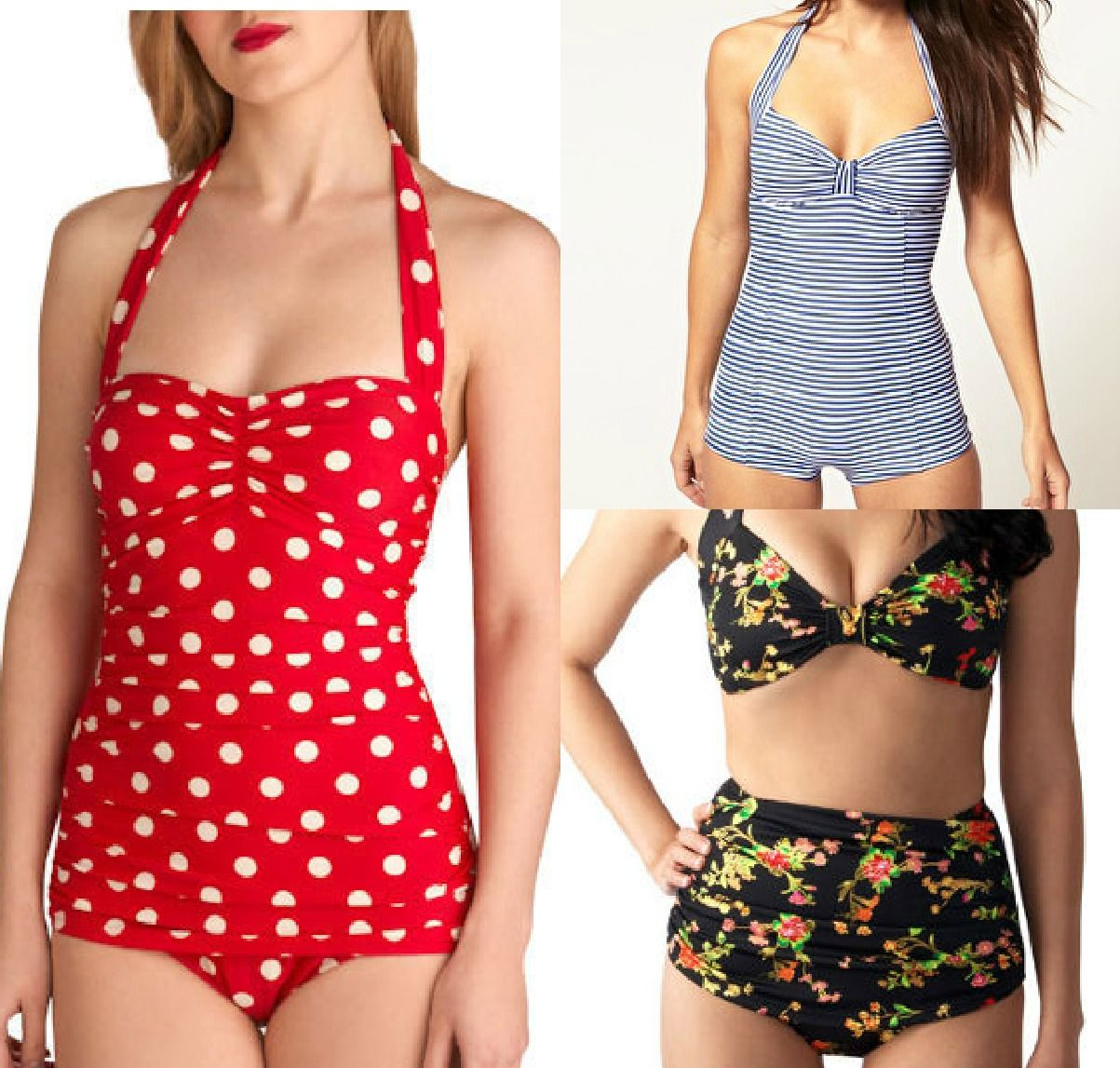 Trajes de baño..!  traje de baños - swimsuit  Pinterest