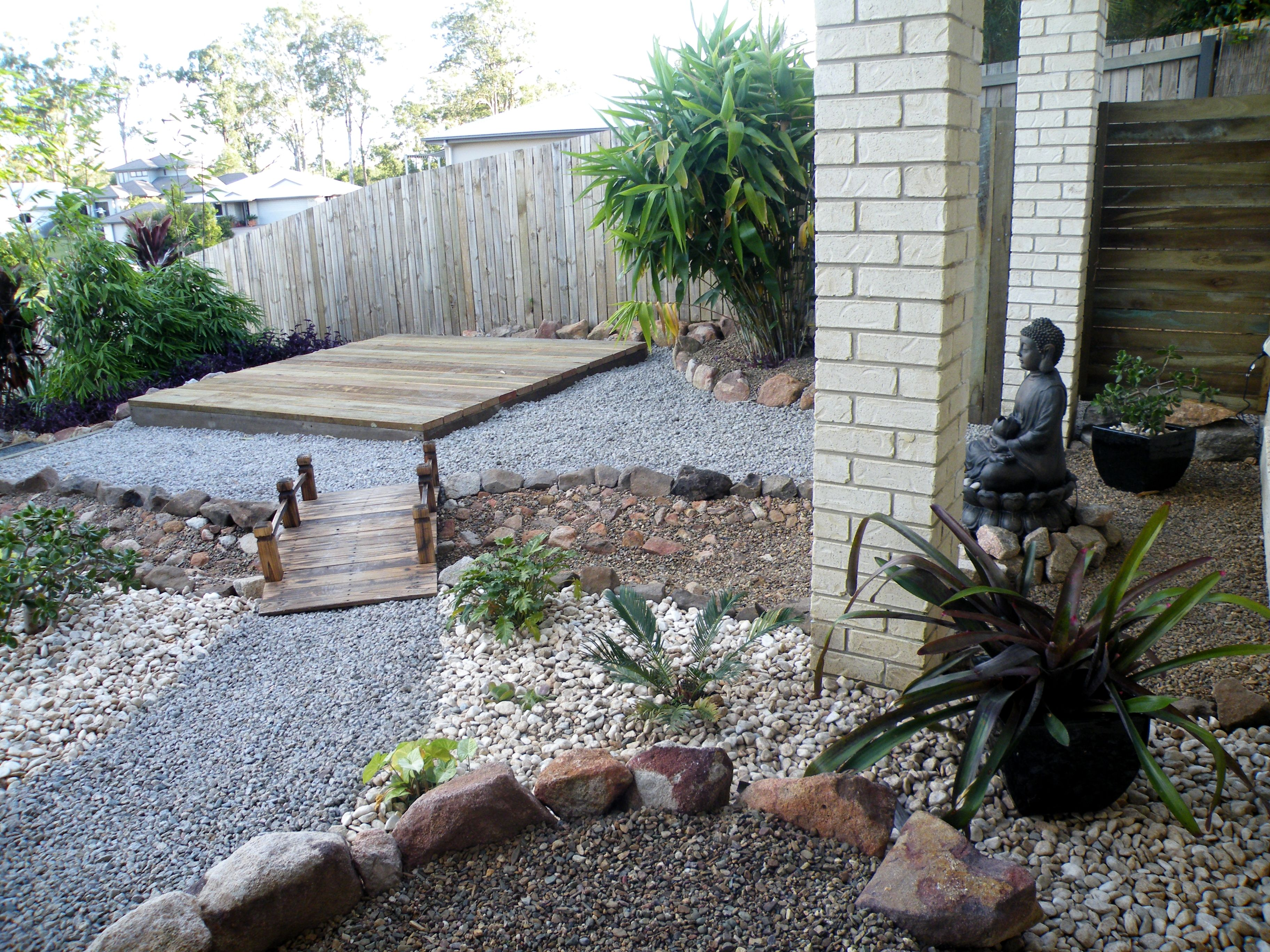 River Bed In Backyard : Pinterest