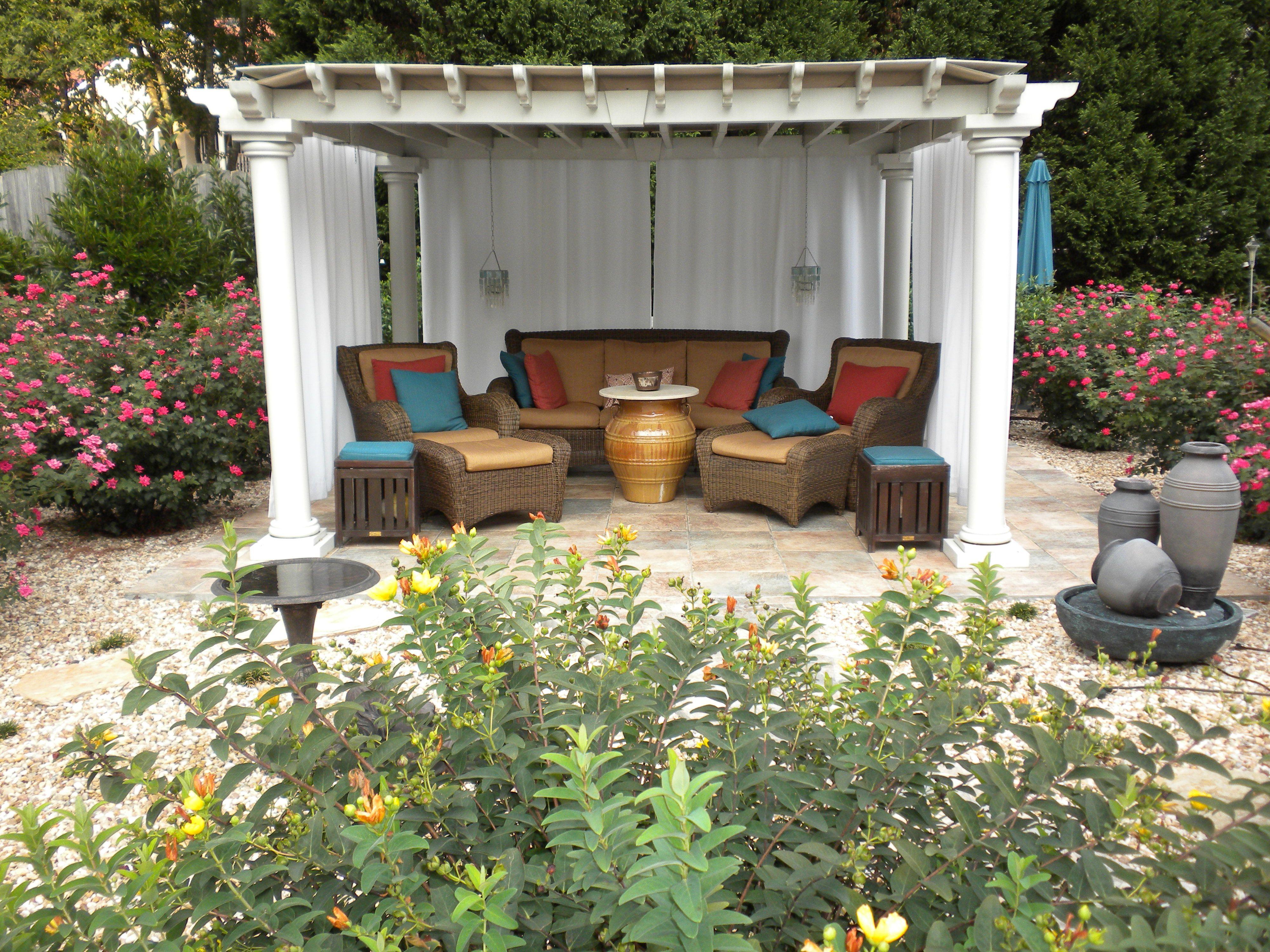 Outdoor Oasis Outdoor Ideas Pinterest