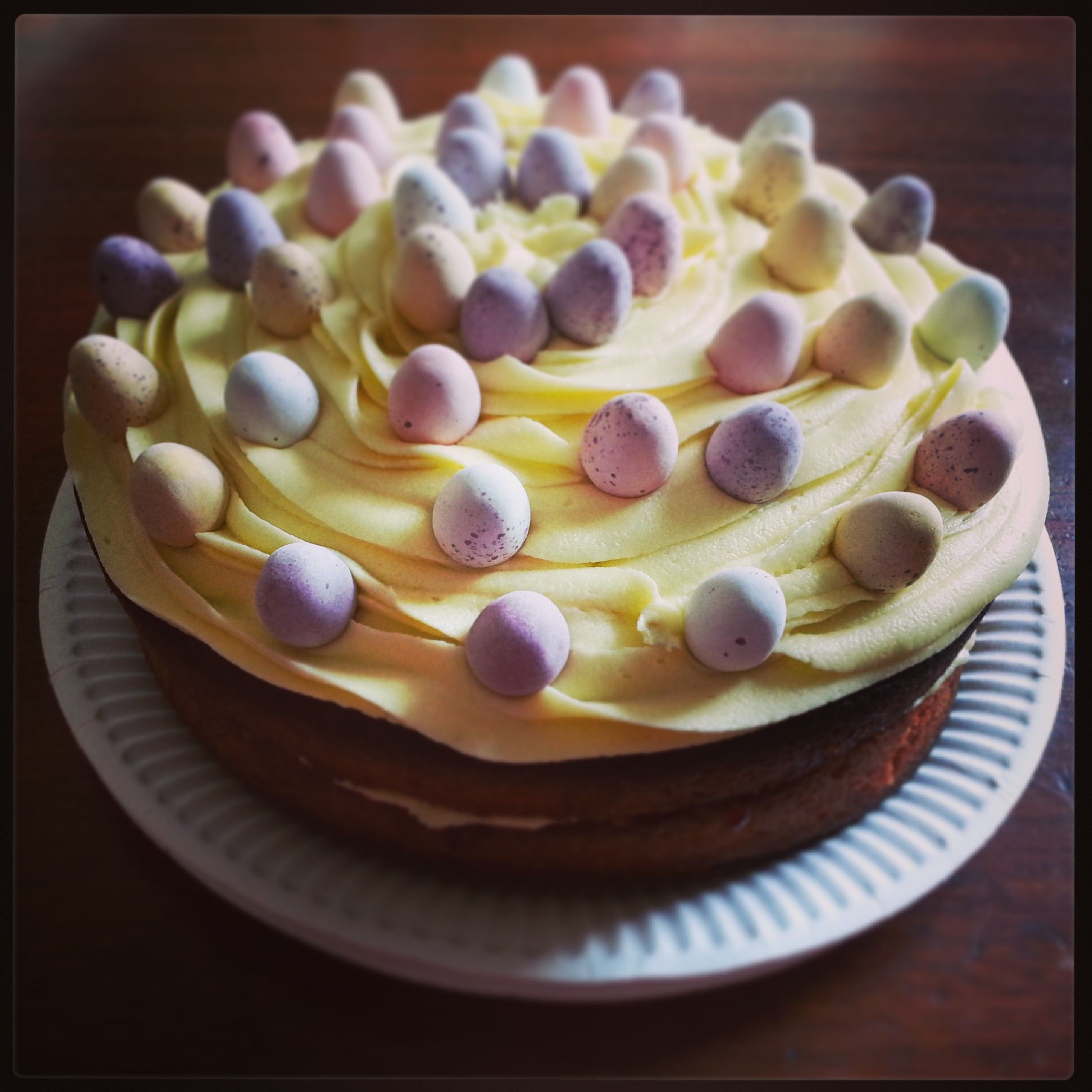 Easter Egg Cakes Images