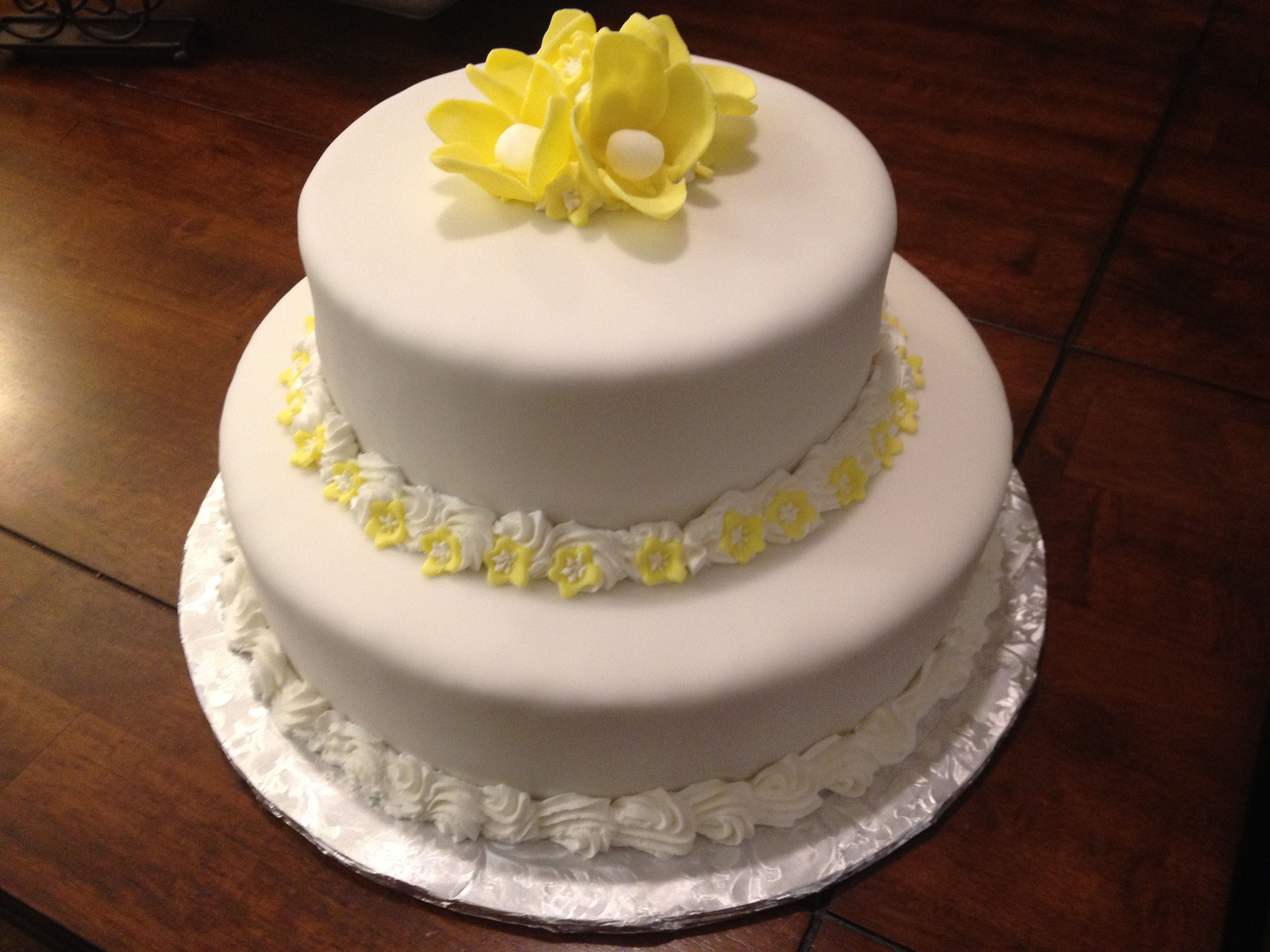Cake Design For Grandma : Grandma s 85th birthday cake! Let Them Eat Cake Pinterest
