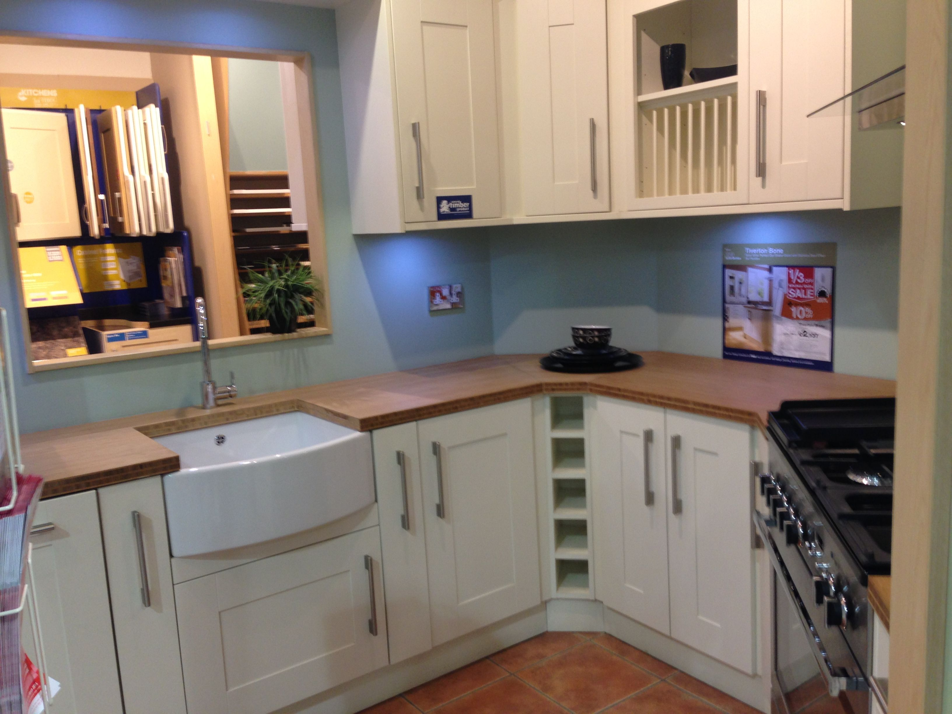 Wickes kitchen living pinterest for Wickes kitchens