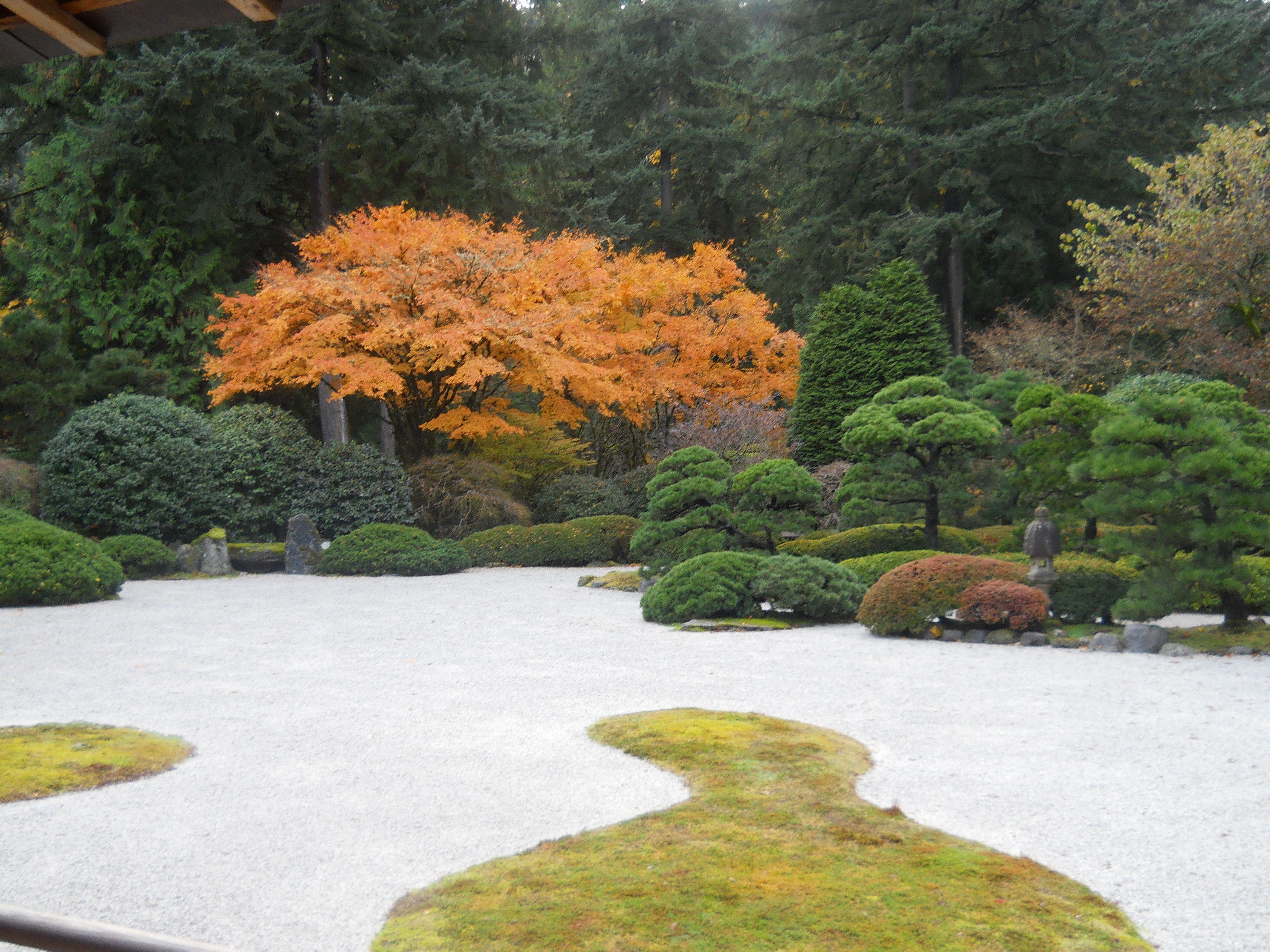 Sand garden japanese garden or flowers gardens for Japanese sand garden