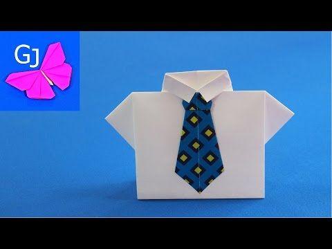 Сделать галстук из бумаги своими руками 61