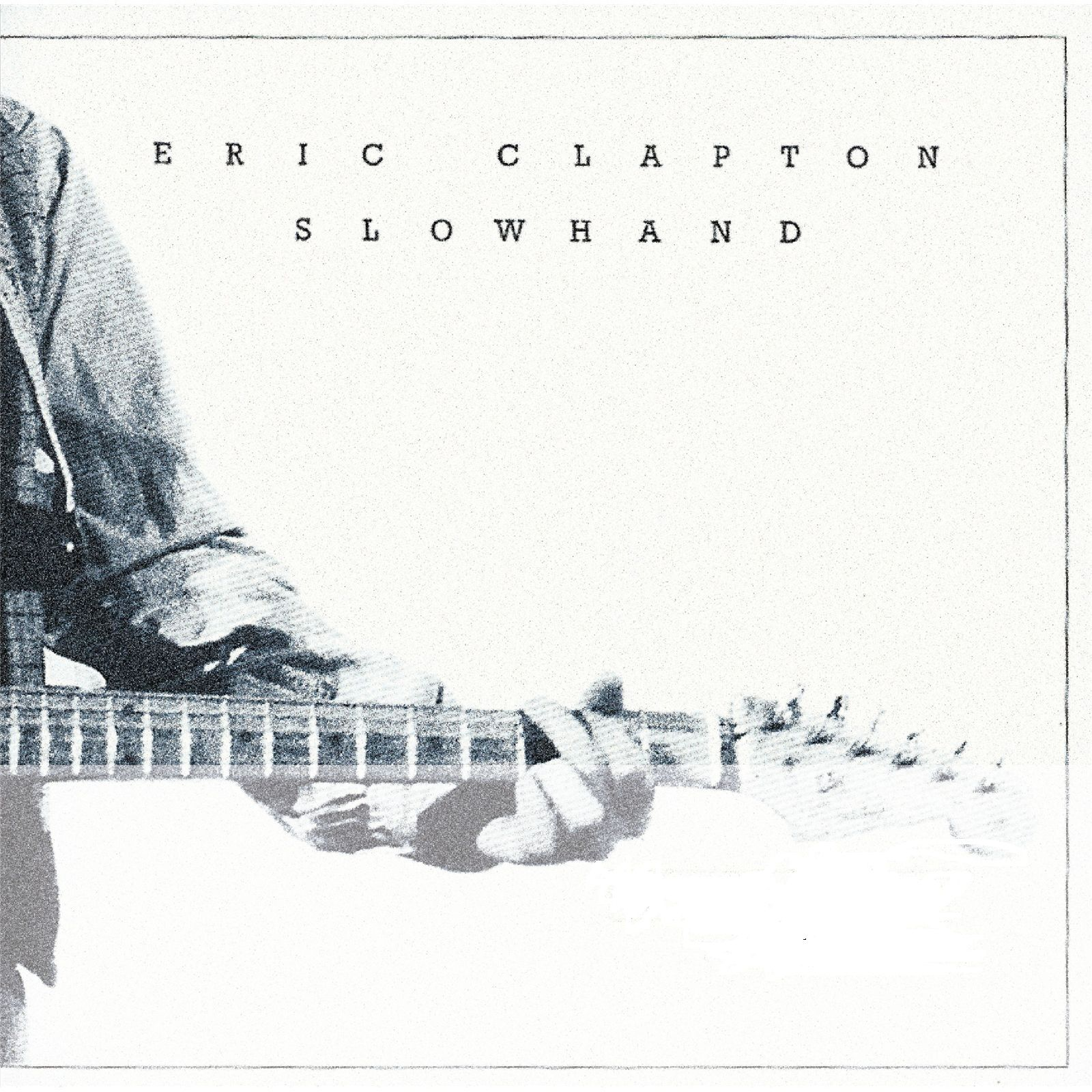 eric clapton slowhand album cover art pinterest
