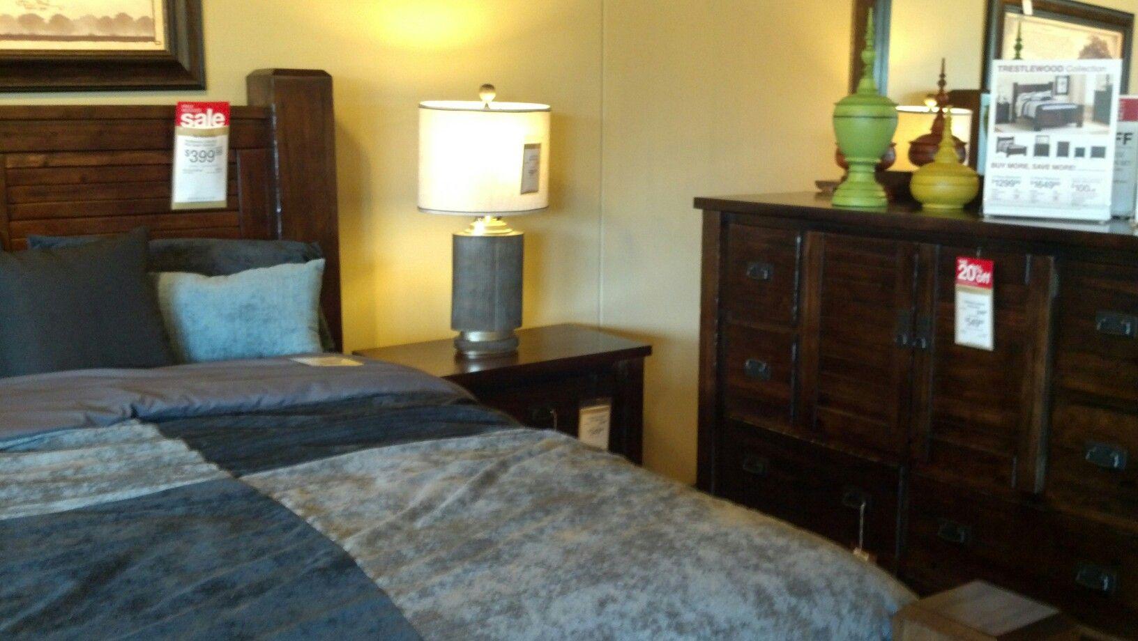 bedroom set slumberland around the house misc pinterest