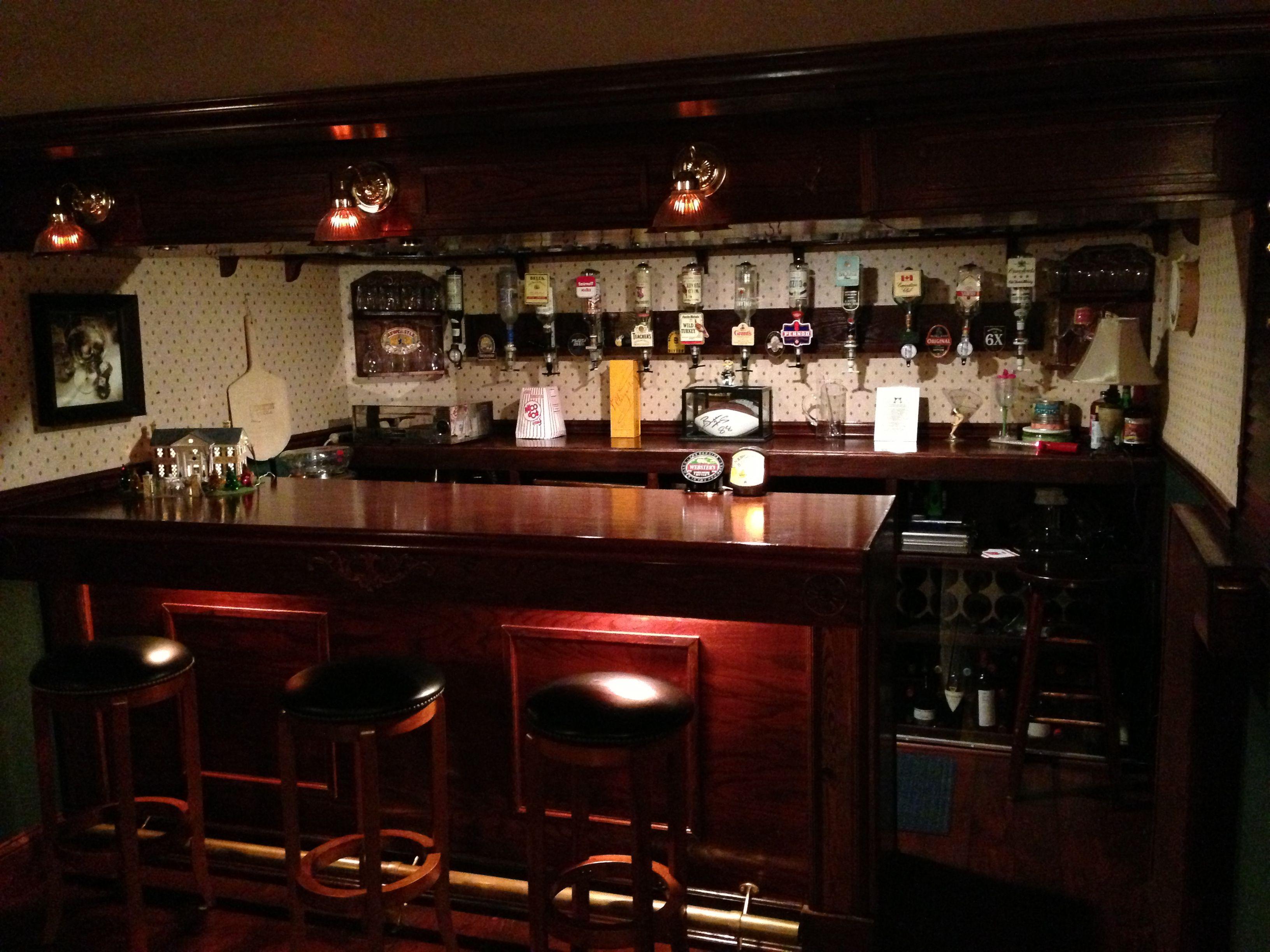 Irish Pub Man Cave Ideas : Ultimate man cave irish pub sneak peeks pinterest