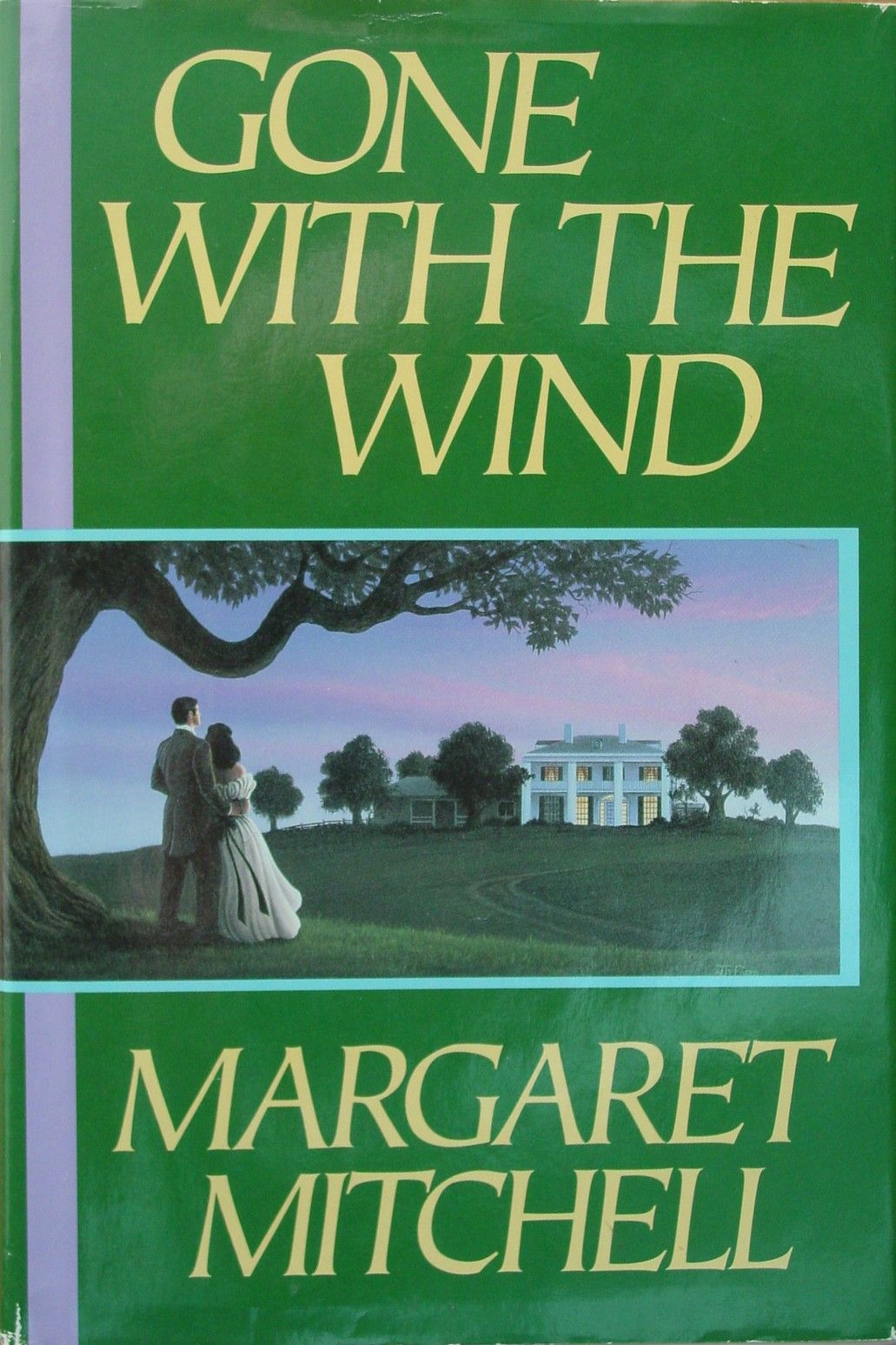 gone with the wind book report The color purple by alice walker buy now from  gone with the wind by margaret mitchell fiction their eyes were watching god by zora neale hurston  our editors select the one author and one book they believe to be most worthy of your attention and highlight them in our pro connect email alert.